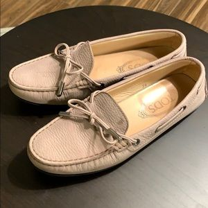 Tods Loafer Driving Shoes